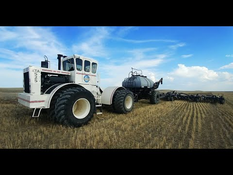 🔴Live! Family Ride Along In The BIG BUD KTA 525 - Welker Farms Inc