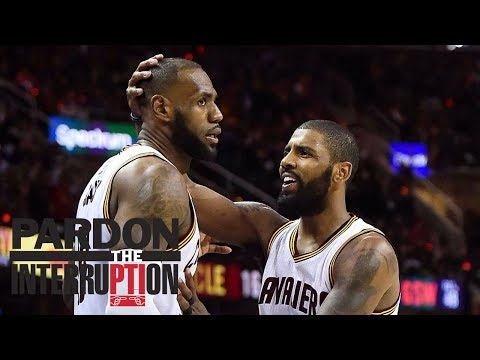 LeBron James Cause Of Kyrie Irving's Trade Request? | Pardon The Interruption | ESPN