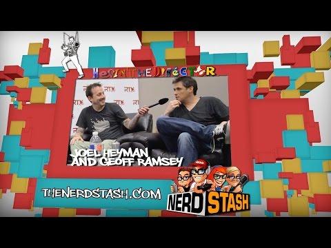 RTX 2015: Interview With Joel Heyman & Geoff Ramsey