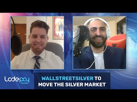 Silver Is Waking Up The Masses! LODE interview with WallStreetSilver Founder