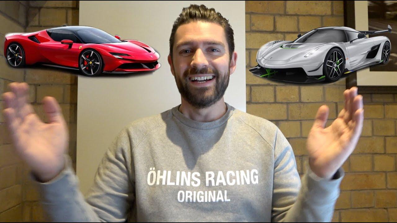 NEUE Autos, für die ich mich 2020 am meisten freue! Neuer Porsche 992 GT3, Koenigsegg Jesko, Ferrari Roma ...  + video