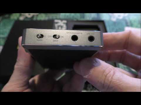 FiiO Q5S Portable DAC/headphone & IEM amp - First Look - YouTube