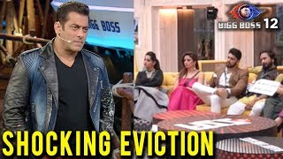 Angry Salman Khan Eviction Of Contestants In Bigg Boss 12