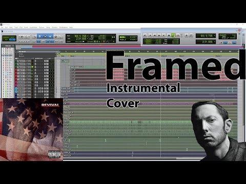 Eminem Framed Instrumental Cover / Remake (Studio Quality)