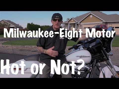 Touring Harley Street Glide-Milwaukee Eight 107 CI Motor-Review | Biker Podcast