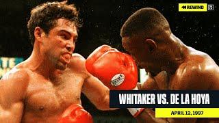 FULL FIGHT   Pernell Whitaker vs. Oscar De La Hoya (DAZN REWIND)