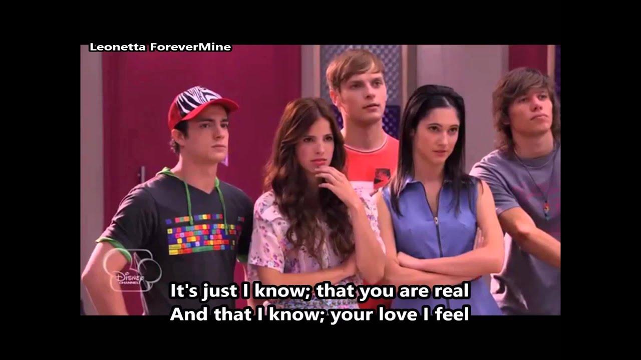 Download Violetta 1 English - I Love You (Te Creo) - Lyrics