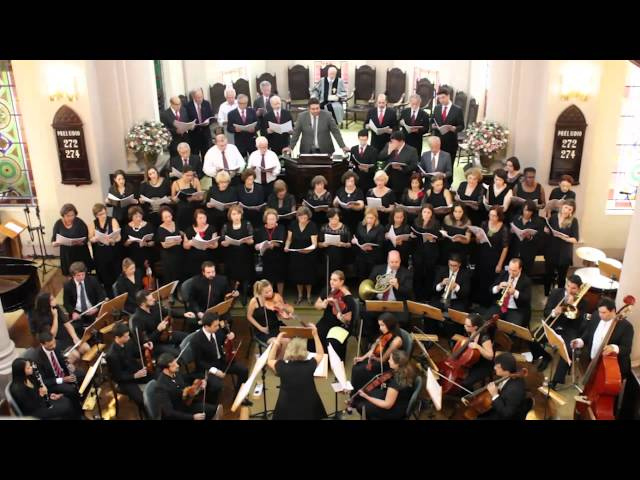 Cantata Sinfonia de Louvor - IPUSP - [06/10] - Louvor ao Senhor Imortal / O Vencedor