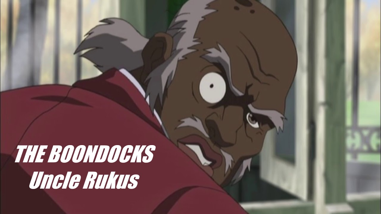 Best Uncle Ruckus voice impression from The Boondocks ...