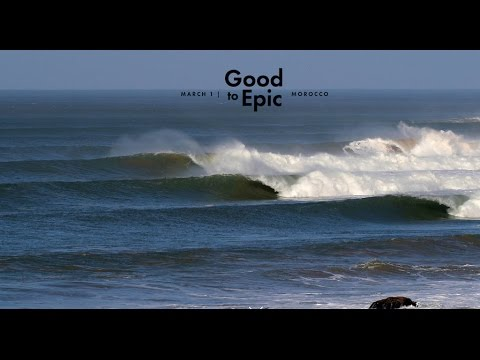 Safi Surfing with Alex Gray's Morocco