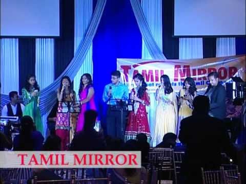 'Seven Notes' at Tamil Mirror Gala 2014