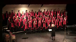 "St Paul Central HS Mixed Choir - ""How Bright is the Day"" - Dec 2013"