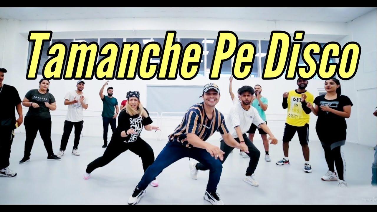 Tamanche Pe Disco : Bullet raja    Ankit Sati Choreography
