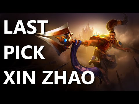 Last Pick: Jungle Xin Zhao