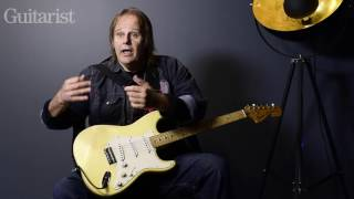 Walter Trout Blues Lesson