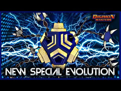 ☠ NEW SPECIAL EVOLUTION RELEASED:  Apocalymon [Rogue]  ||  Digimon Masters Online