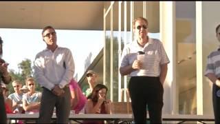 Tram Road Challenge Warm-up in Rancho Mirage