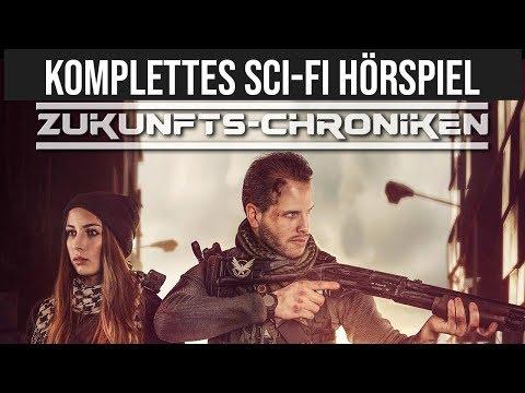 Zukunfts-Chroniken - Im Auftrag Wirigods - Komplettes Science Fiction Hörspiel