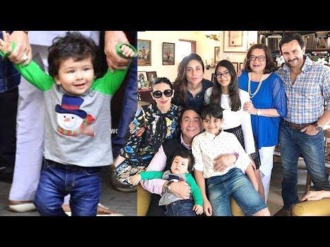 Kapoor's At Shashi Kapoor's House Christmas Party 2017 Full Video-,Kareena,Ranbir,,Taimur,Karishma, Mp3