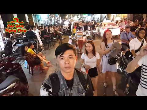 BUI VIEN WALKING STREET The Foreigners Street in Saigon Today 02 Dec 2017