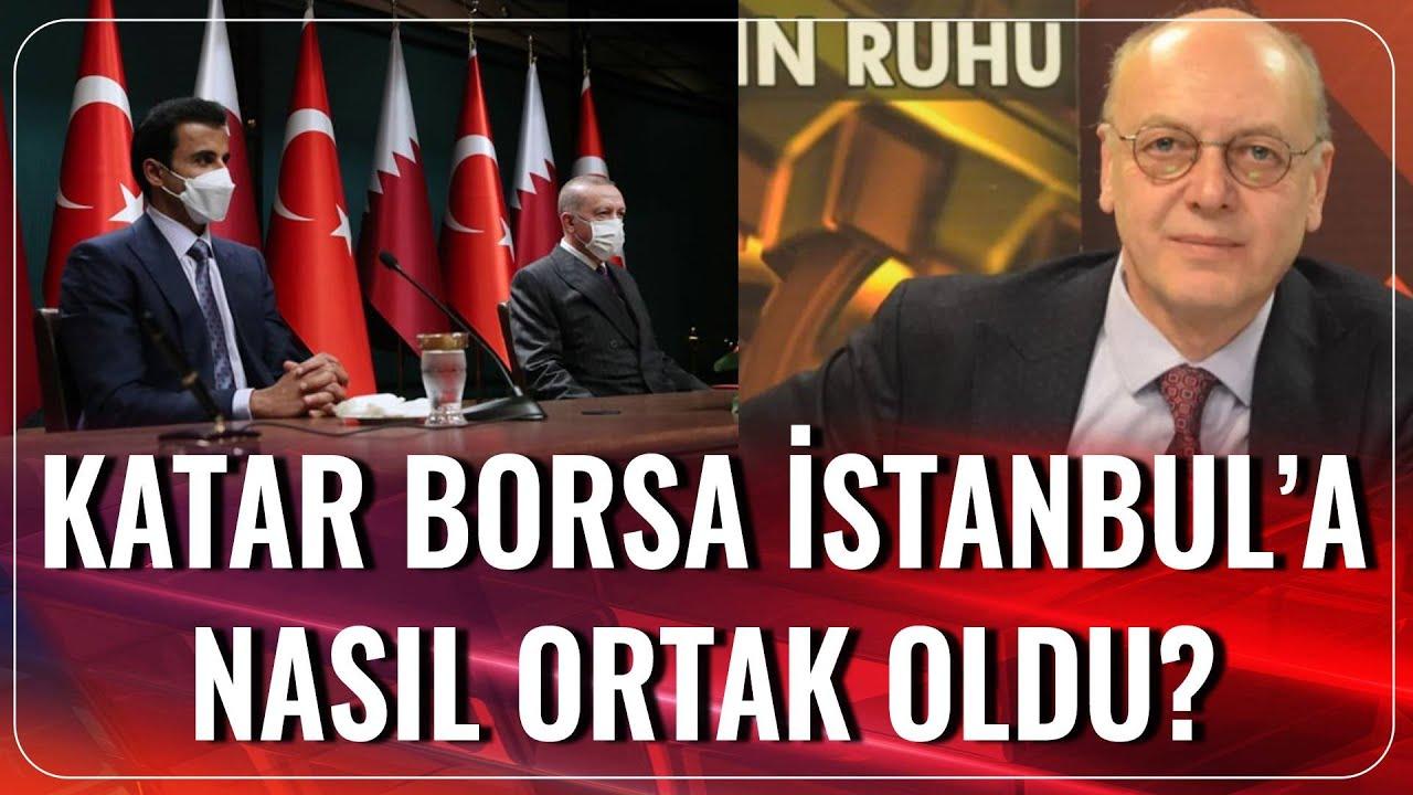 Katar Borsa İstanbul'a Nasıl Ortak Oldu? | Dr.Cüneyt Akman | Akşam Haberleri | 26.11.2020