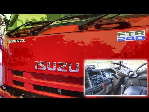 คอนโซล ห้องคนขับ รถบรรทุก อีซูซุ ฟอร์เวิร์ด ISUZU FORWARD FTR 240