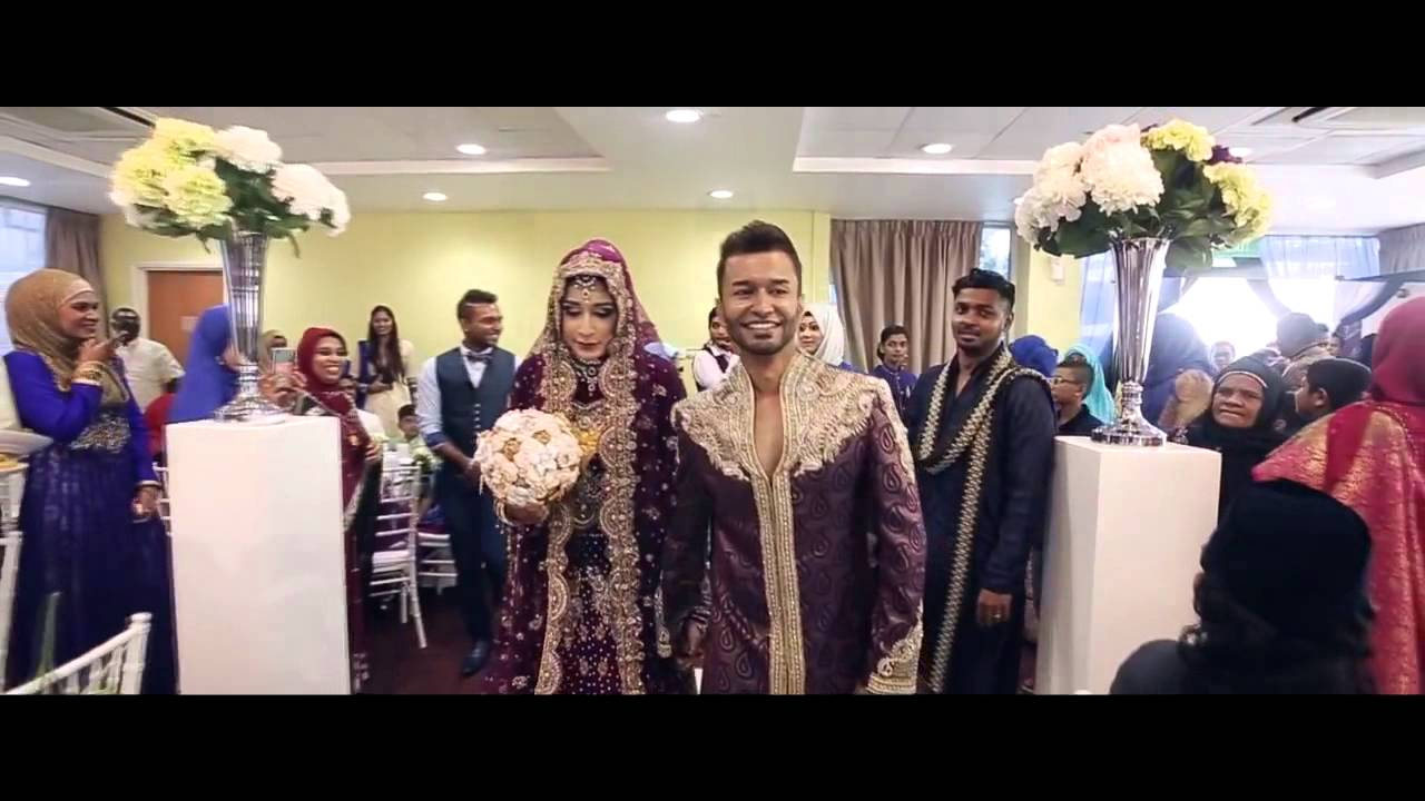 Islamic royal wedding