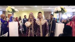Royal Muslim Wedding Indian Style