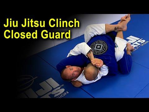 Jiu Jitsu Clinch Closed Guard by Paul Schreiner
