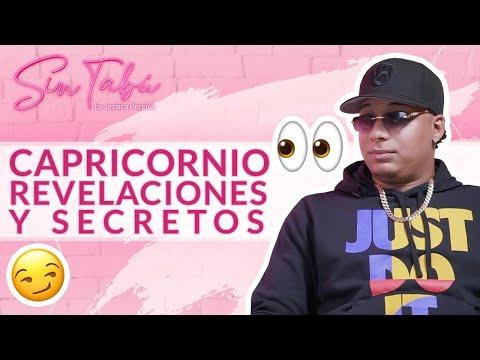 CAPRICORNIO REVELACIONES Y SECRETOS