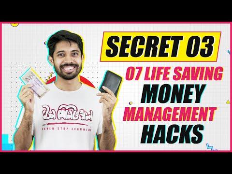 Secret 03: 07 Life Saving Money Management Hacks | Ayman Sadiq 💵💸
