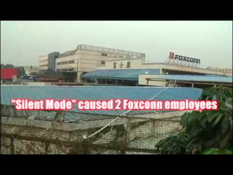 The video of Foxconn ----Organizational Culture