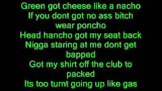 Tyga Rack City LYRICS ON SCREEN!!! + Ringtone Download   YouTube