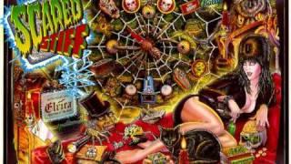 Boogie Man Boogie - Pinball Music - Scared Stiff