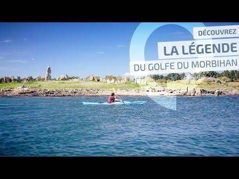 La légende des îles du Golfe du Morbihan