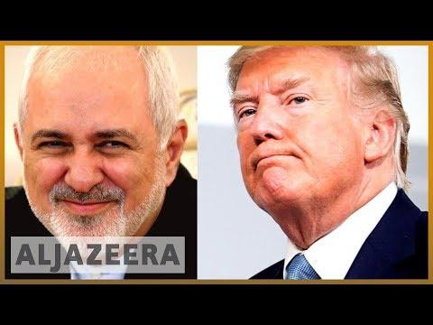 Al Jazeera English: Iran's Zarif arrives for surprise G7 talks, no plan to meet US