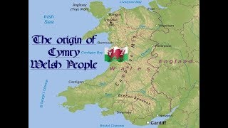 Origin Of The Cymry Britons