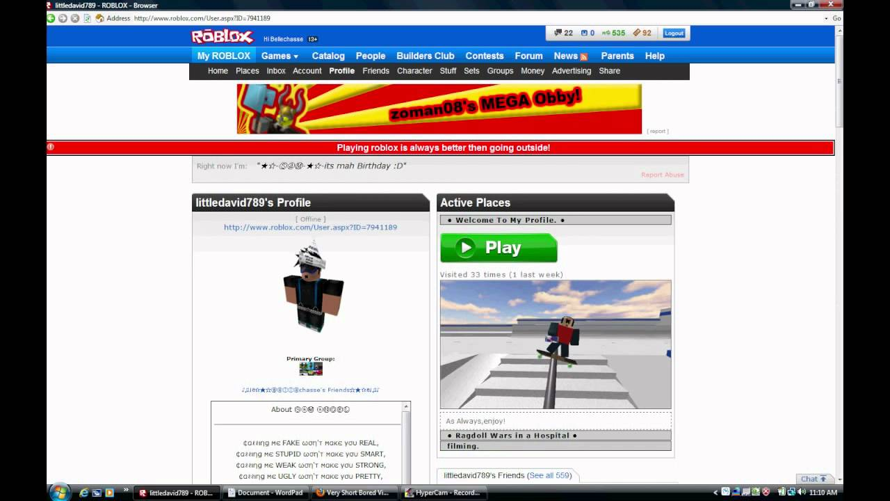 2012 Roblox Hack Banners Roblox The April Fools Day Banners Youtube