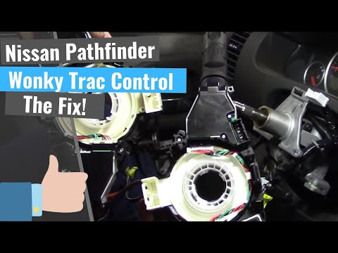 Nissan Pathfinder: Traction Control Kicks On When Turning A Corner - Part II