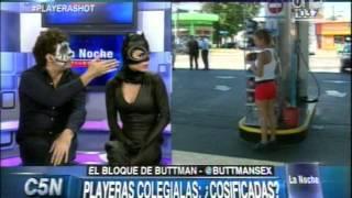 Gambar cover C5N - LA NOCHE: LAS PLAYERAS COLEGIALAS (PARTE 2)