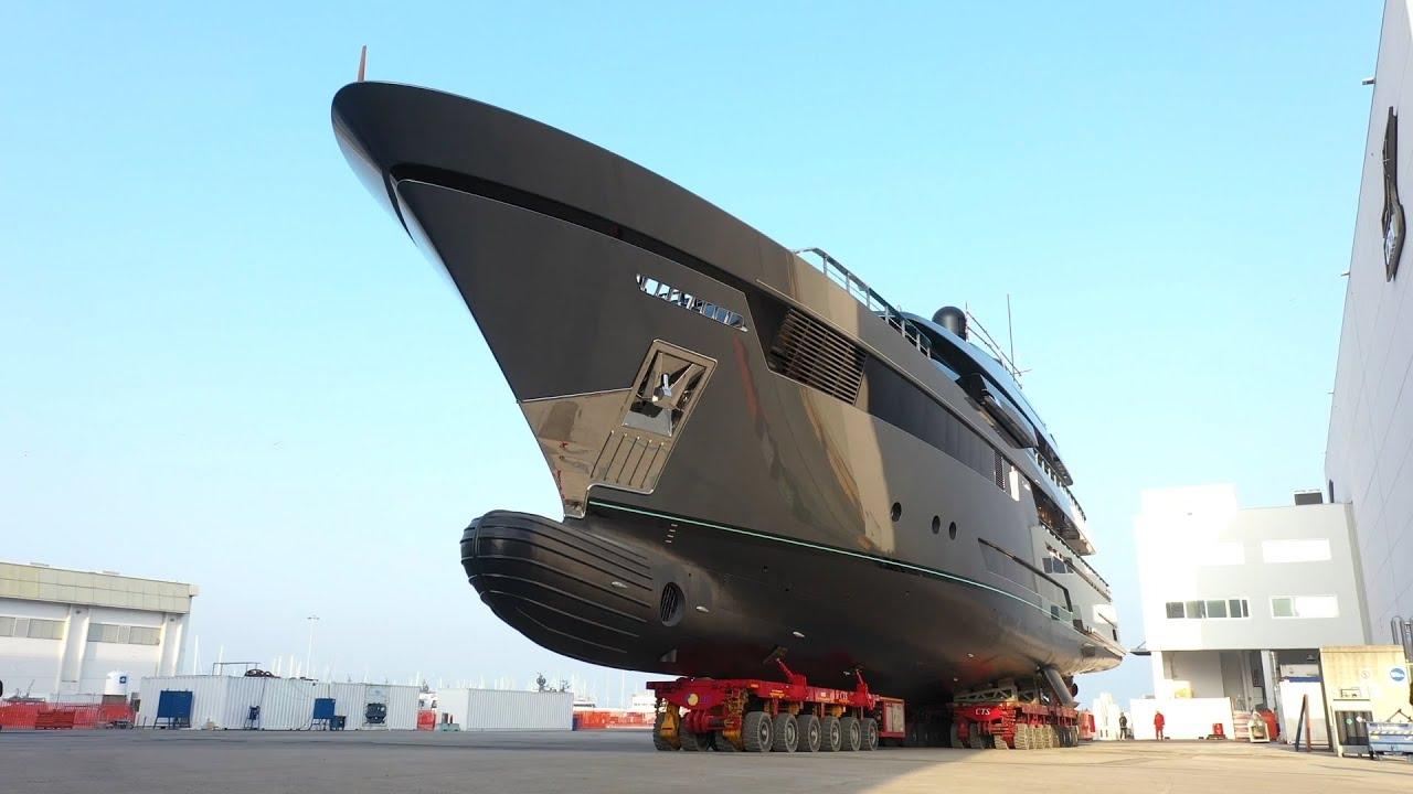Luxury Yacht   RIVA Superyachts Division   Ferretti Group   YouTube