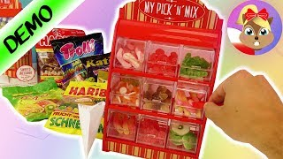 Regał ze słodyczami do Twojego pokoju test na żywo!