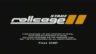 Rollcage: Stage II | Typhoon League [60fps]