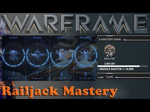 Warframe - Railjack Hiding 60k Mastery? thumbnail