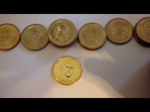 Thomas Jefferson Dollar Coin Proof