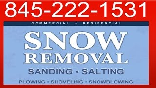 Snow Plowing - Snow Removal - Central Valley Thumbnail