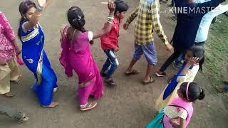 Tujhe chand ke bahane dekhu addiwasi timli song 2018 dance