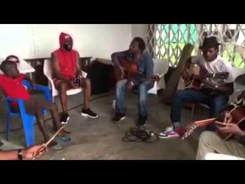Leader Espoir, Fally Ipupa et Le grand Lokua Kanza en duo