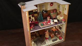 Japanese Style Dollhouses