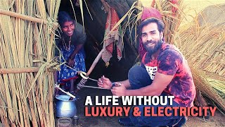Life Without Luxury & Electricity - #FarmersLife || indian Villagers - Imran Khan immi vlogs